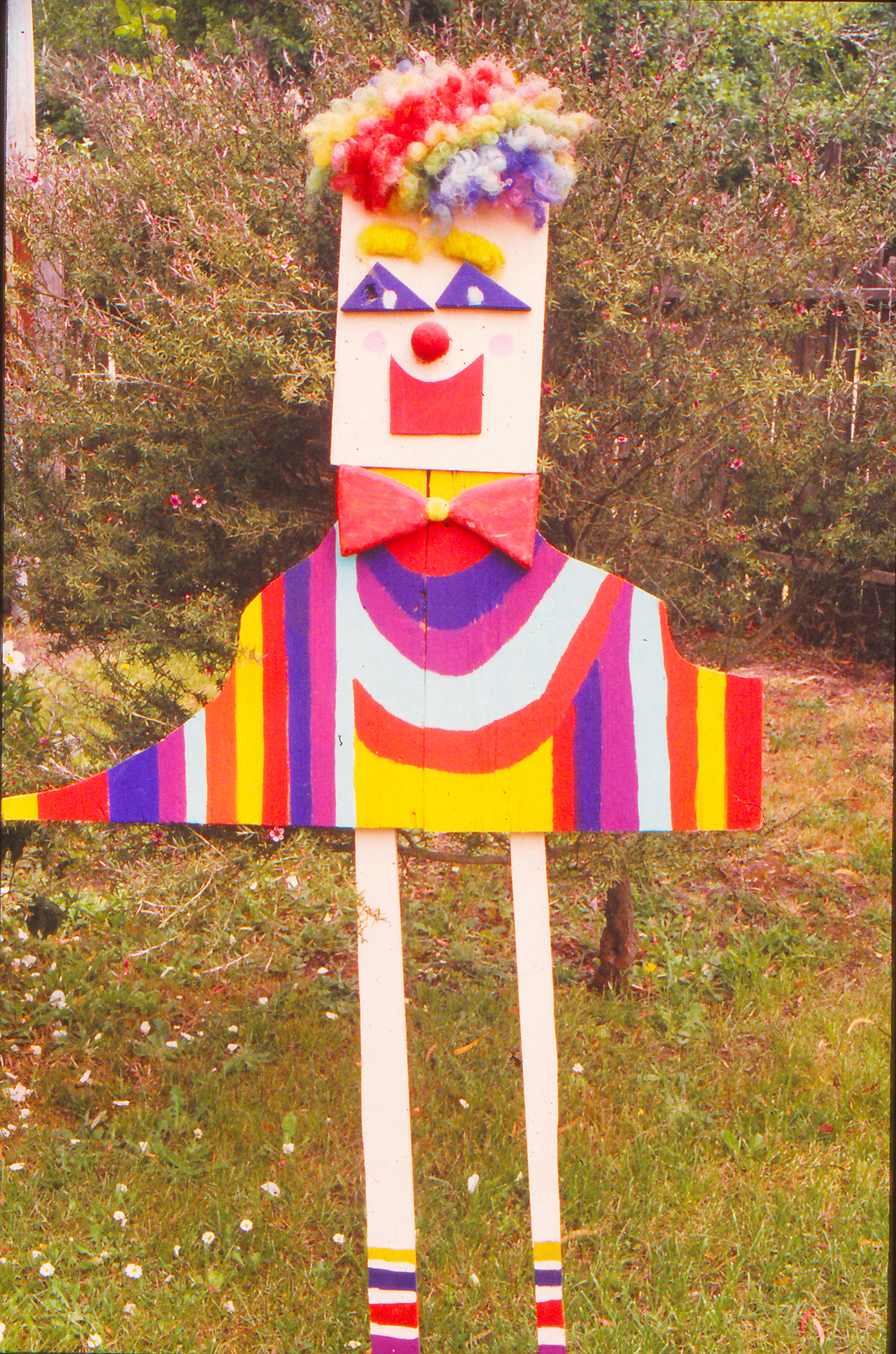 Clown by Joan Stanford