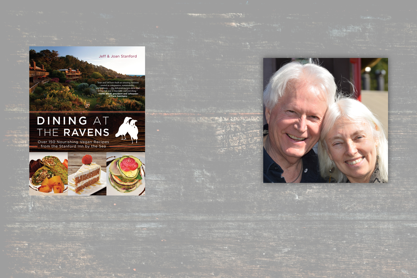 Dining at the Ravens by Jeff & Joan Stanford