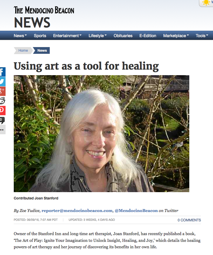 Using Art as a Tool for Healing by Zoe Yudice